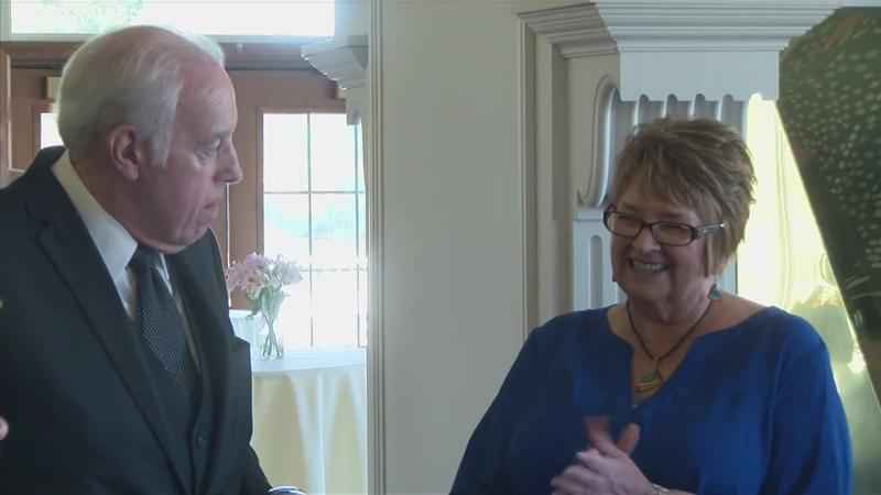 Payback: Wife Surprises Husband With Retirement on Last Day of Work