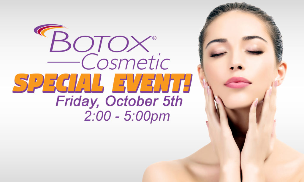 Botox Special Event